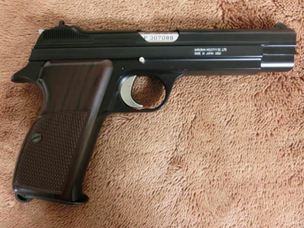 SIG P210-6 8mmBB弾2
