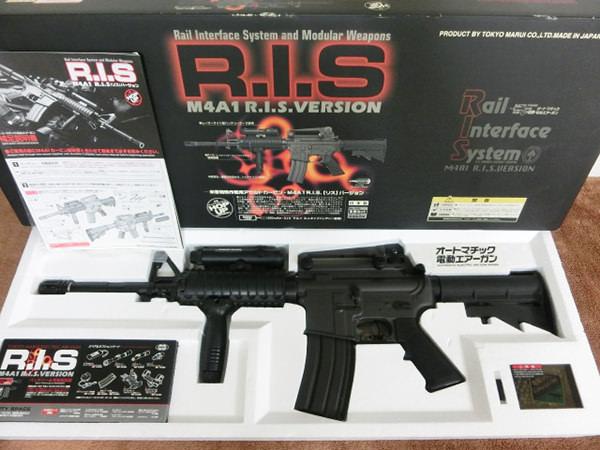 東京マルイ コルト M4A1 RIS 買取