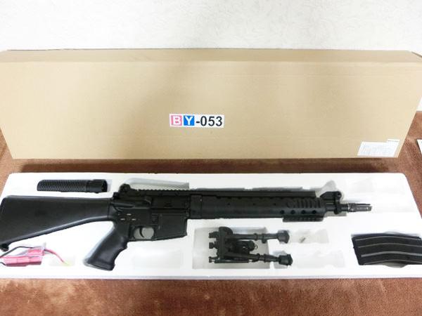 D-Boys M4 SPR mod 2 フルメタル レシーライフル 買取