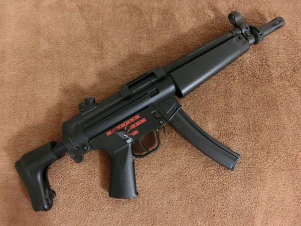 H&K MP5-J2