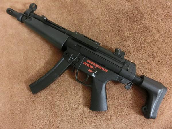 H&K MP5-J3