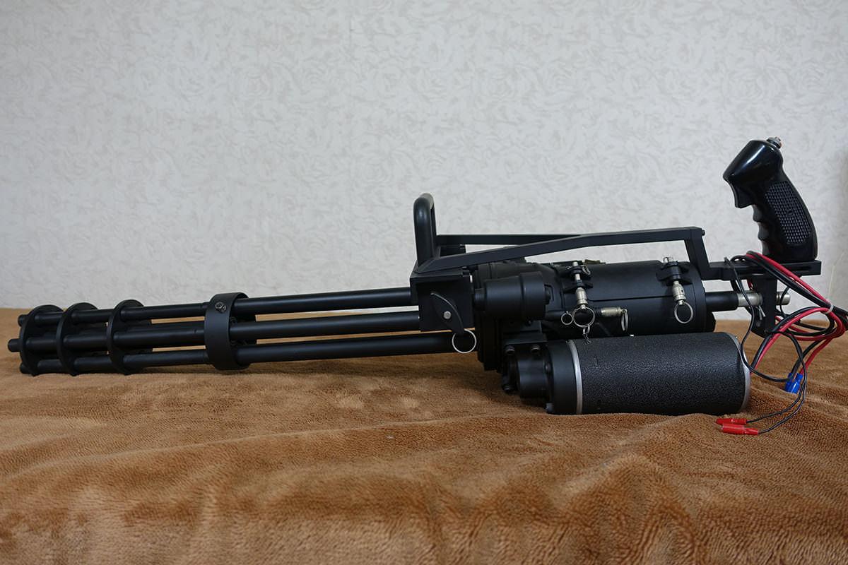 M134 バルカン2