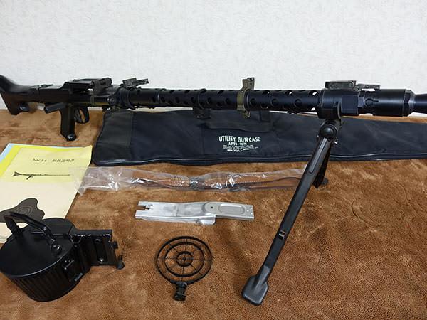 アサヒ MG34 買取
