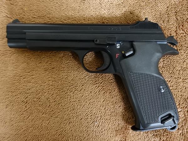 SIG P210-6 6mm3