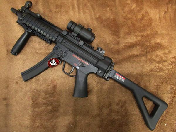 H&K MP5 R.A.S2