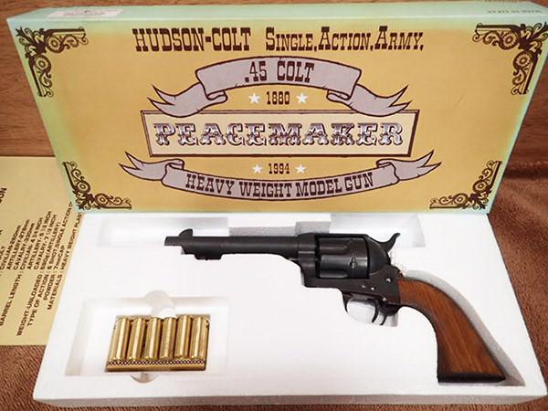 ハドソン コルト SAA アーティラリー HW SPG 買取