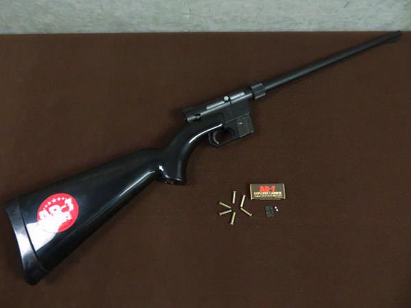ウエスタンアームズ AR-7 エクスプローラーカービン モデルガン 買取