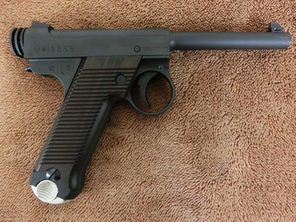 南部十四年式拳銃 HW 前期2