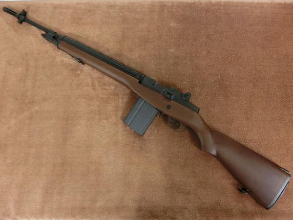 東京マルイ M14 ウッドストック 買取