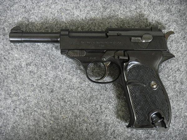 ウエスタンアームズ ワルサーP38 「ルパン三世の愛銃」 買取