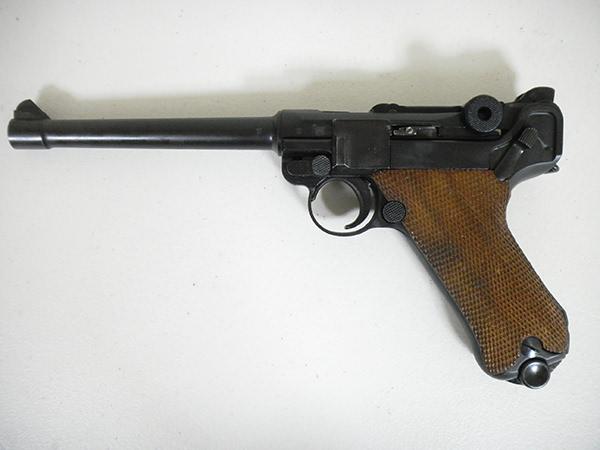 タナカ ルガー P08 6インチ 買取