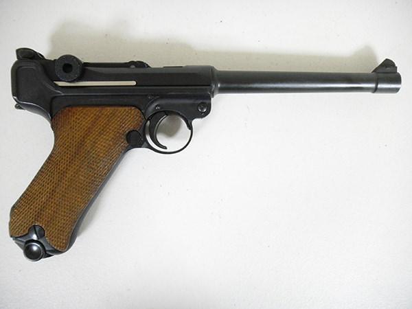 ルガー P08 6インチ2