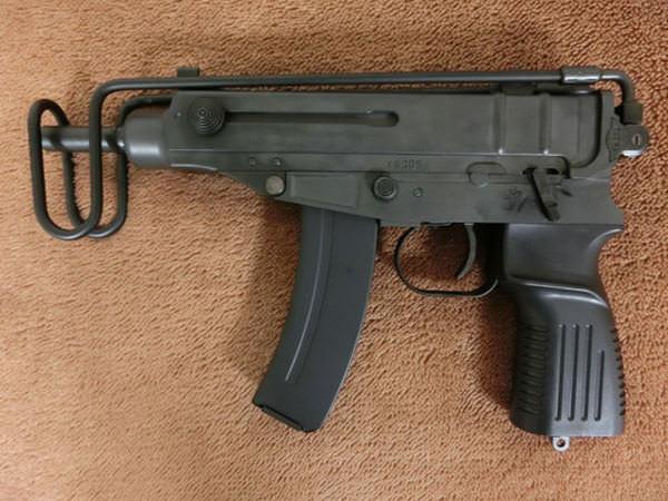 東京マルイ スコーピオン Vz.61
