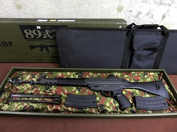 東京マルイ 89式小銃 固定銃床式 買取