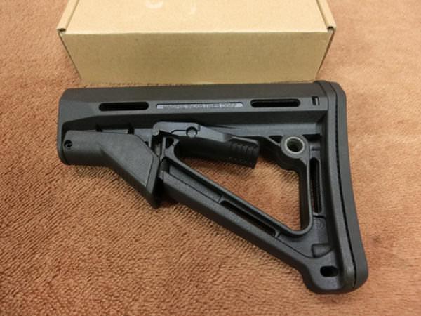 MAGPUL マグプル CTR CAGE1LX50 ストック M4用 買取