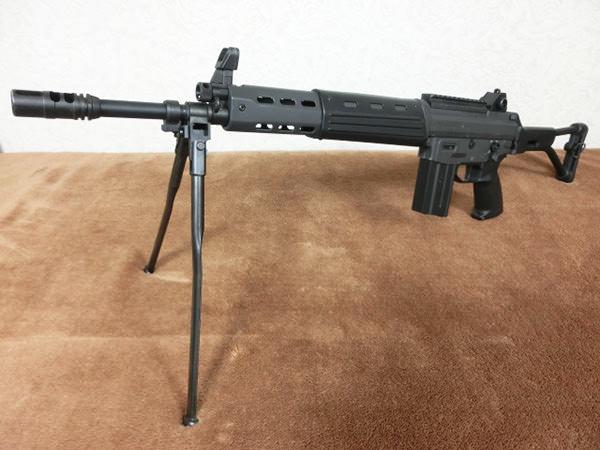 89式小銃 屈折タイプ2
