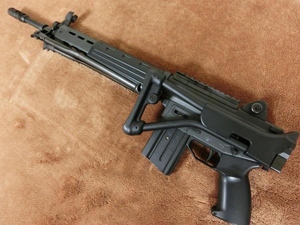 89式小銃 屈折タイプ3