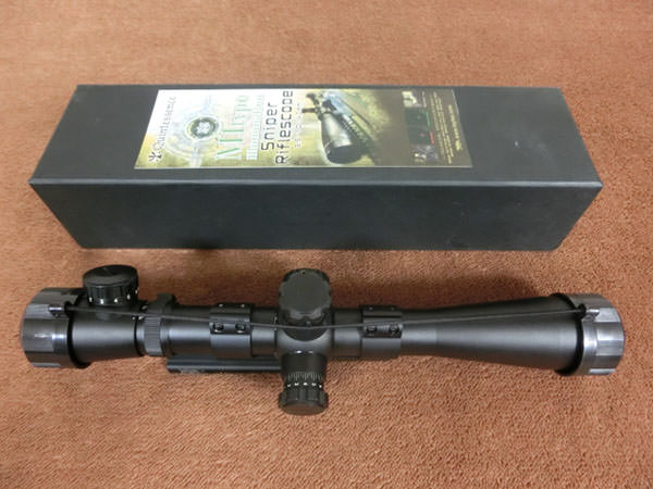 M1 スコープ 3. 5-10x40mm 1