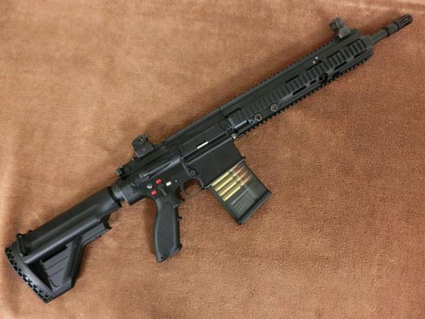 HK417 アーリーバリアント2