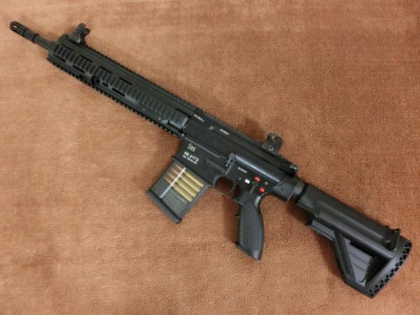 HK417 アーリーバリアント3