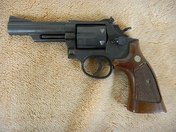 S&W M19 コンバットマグナム 2