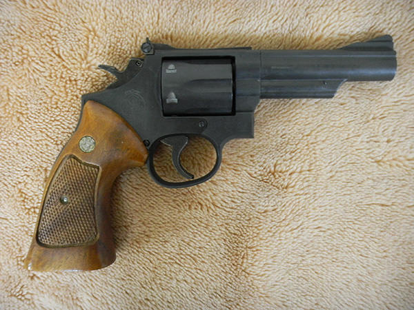 S&W M19 コンバットマグナム 3