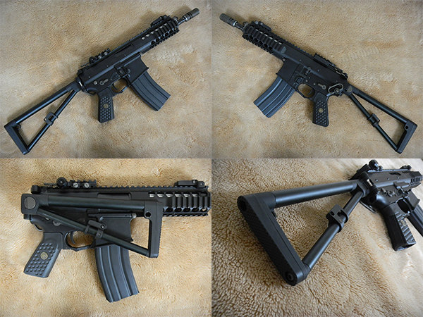 WE-Tech KAC PDW 買取