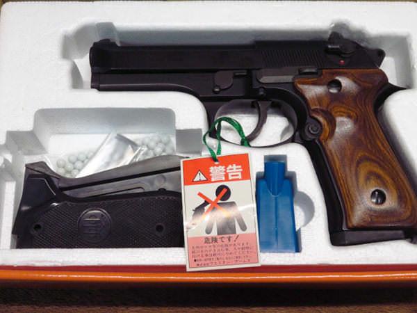 ウエスタンアームズ M92FS スーパーセンチュリオン R 買取