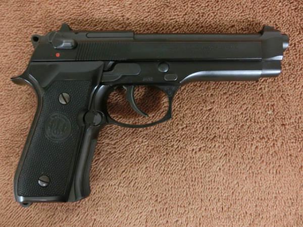 M92F ミリタリーモデル2