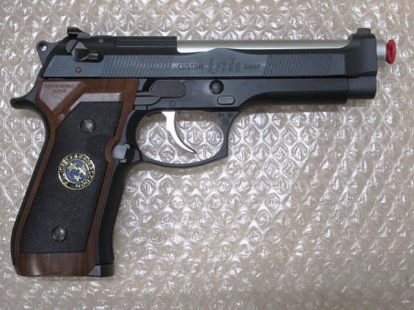 M92F サムライエッジ改 2000年 kendo2