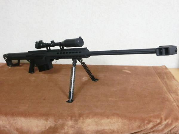 バレットライフル M993