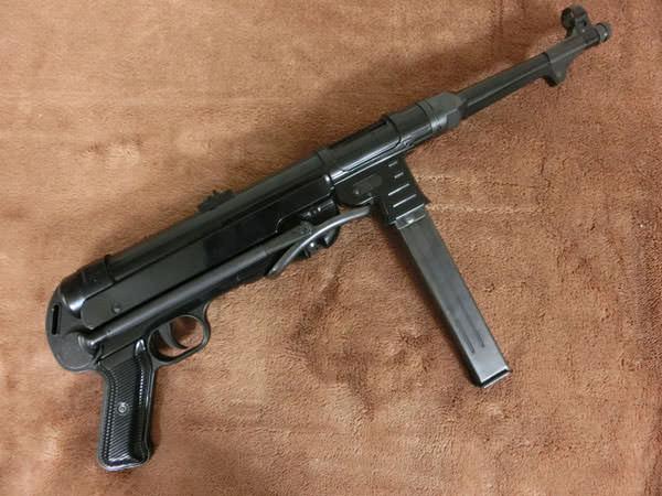 MP40 モデルガン 組立モデル2