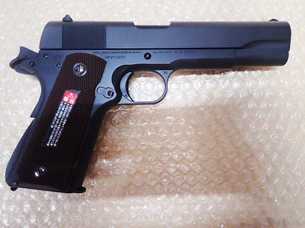 M1911A1 コルトガバメント2