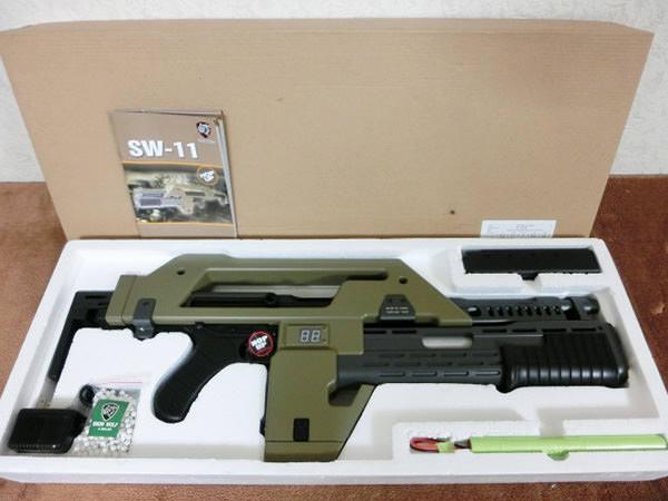 Snow Wolf M41A パルスライフル 買取
