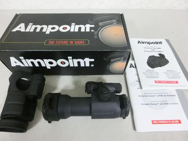 Aimpoint Comp M3 4MOA 買取