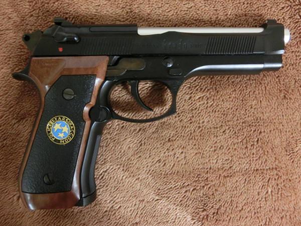 サムライエッジ M92F ジル・バレンタインモデル2