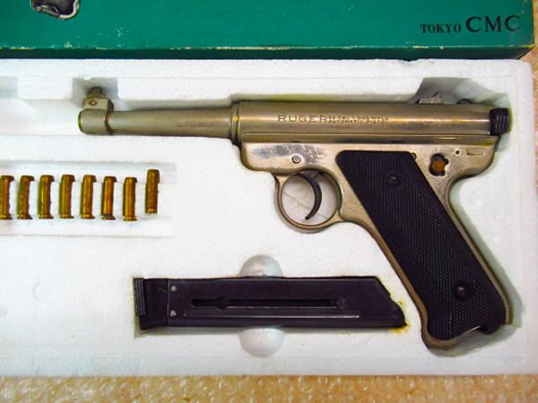 CMC  RUGER ルガー .22 Mark1 買取