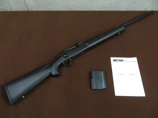 タナカ M700 police ボルトアクションライフル マガジン2個 ジャンク 買取