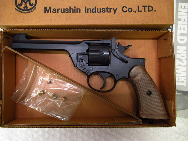 マルシン エンフィールド ENFIELD No.2 MK1 モデルガン 買取