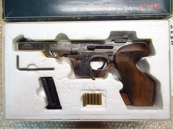CMC ワルサー GSP 金属製 モデルガン 買取