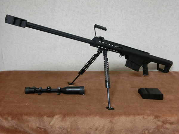 Snow Wolf M82A1 バレット 電動ガン 買取