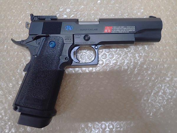 ハイキャパ5.1R ブラックモデル2