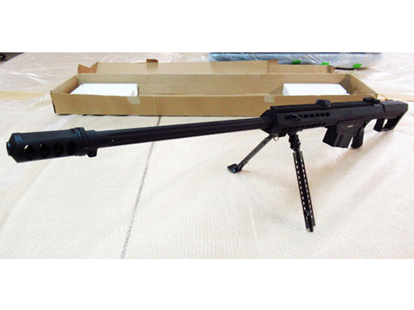 Snow Wolf スノーウルフ BARRETT M107A1 電動ガン 買取