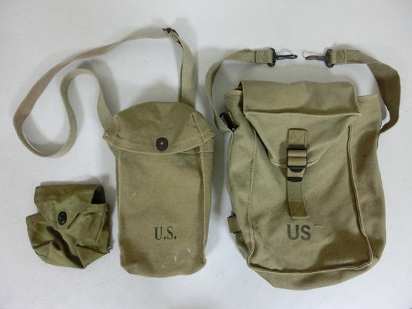 WW2 米軍 マガジンポーチ 弾薬ポーチ バッグ 3セット 買取
