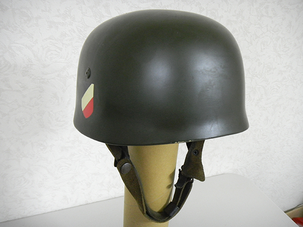 WW2 ドイツ軍 M38 空挺降下猟兵ヘルメット 買取