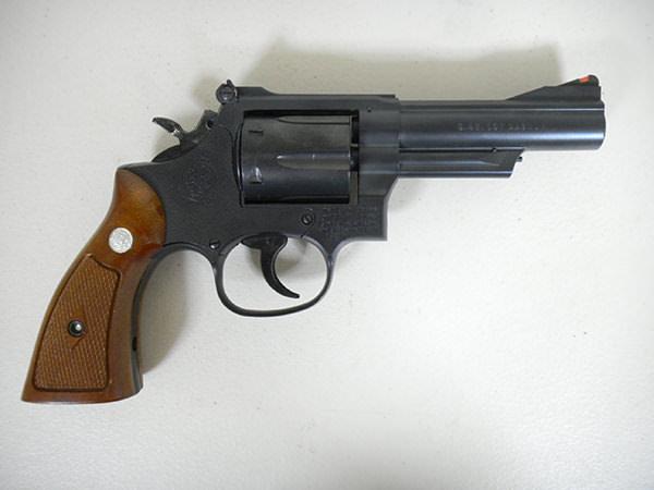 コクサイ モデルガン S&W 357マグナム