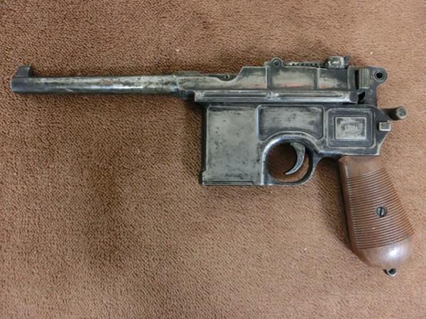 MGC モーゼル M712 SMG モデルガン