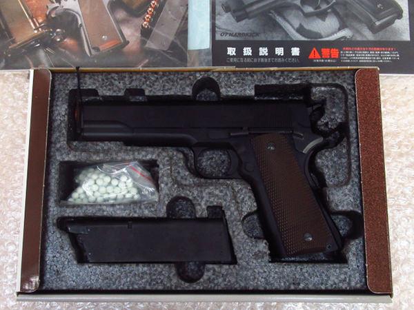 KSC インベル IMBEL M911  BLACKLAGOON ロベルタのハンドガン ガスガン
